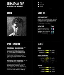 Collection Of Solutions Groovy Modern Resume Template Free Download