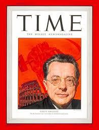 TIME Magazine Cover: Palmiro Togliatti - May 5, 1947 - Italy - Communism