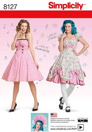 Rockabilly Dress Patterns