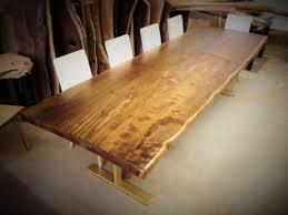Redwood Slab Dining Table Live Edge Furniture Live Edge Tables Wood Slab Furniture Fort
