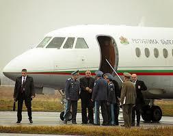 Image result for бойко борисов правителственият самолет