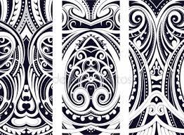 Tetování Tribal Rameno Stock Vektory Royalty Free Tetování Tribal