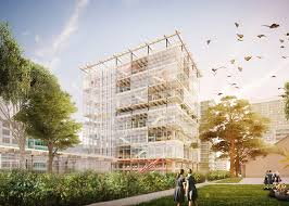 6 of 6 grimshaw s new plans for high rise school complex on sydney s outskirts