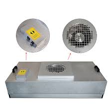 Flow Hood Us 627 76 5 Off Fan Filter Unit Ffu High Efficient Air Purifier Filter One Hundred Laminar Flow Hood Clean Shed With Centrifugal Air Blower In Tool