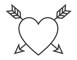 Get crafts, coloring pages, lessons, and more! Easy Heart Coloring Pages For Kids Stripe Patterns What Mommy Does