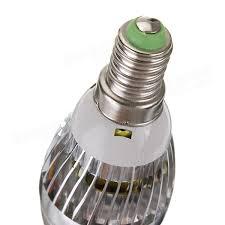 led chandelier candle light bulb 85 265v e14