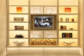 shelf lighting ikea. Our Top Shelf Lighting Tips Ideas And Products John Cullen Showroom Floating Shelves With Recessed Lights Ikea