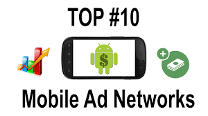 top mobile ads network