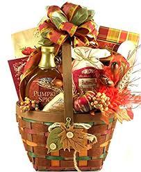 autumn gift basket caramel apple er pumpkin e syrup and more