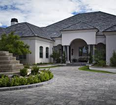 stamped concrete driveway cost