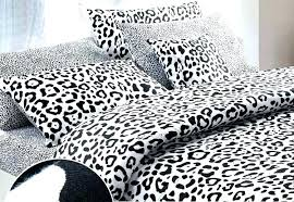 animal print bedding animal print quilts bedding leopard print quilt cover set with blue and zebra