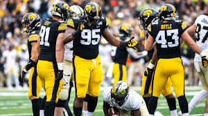 Iowa Hawkeyes Depth Chart Ncaa Football Depth Charts No 19 Iowa At Northwestern