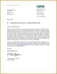 Sample Recommendation Letter Format recommendation letter for job letter format template 1