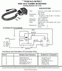 realistic car stereo wiring diagram realistic cb radio microphone wiring diagrams wiring diagram and schematic on realistic car stereo wiring diagram