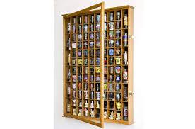 108 shot glass shooter display case holder cabinet