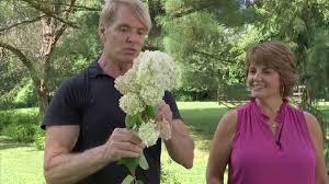 Phillip Watson Designs Garden Flower Arranging With Just Jill Bauer And Phillip Watson
