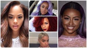 Hair Color Ideas 2019 For Black