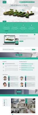 Simple Website Template Delectable OceanPlaza WordPress Parallax Theme By Zizaza Design Ocean Via