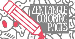 I took the lazy route this week and just packed up a collection of animal coloring pages, all in that fancy zentangle detail style that i. 50 Beautiful Zentangle Art Patterns Designs Relaxing Coloring Pages