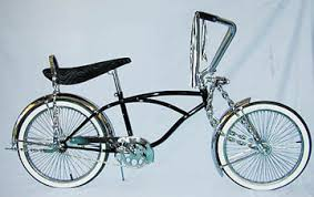 lowrider bicycle parts