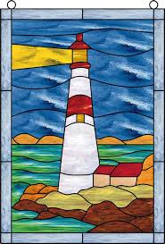 95 best images about stained glass seascapes on sea glass art