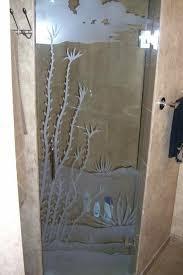 109 best verre mat brillant sublimé images on shower doors with etched glass