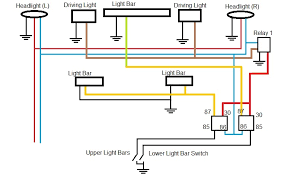 extra driving lights wiring the navara forum click image for larger version my driving light wiring diagram jpg views