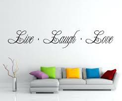 live love laugh wall decor stunning art