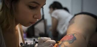 Tydencz Tetování A Piercing Nejsou Pasé Propadli Jim Nezletilci