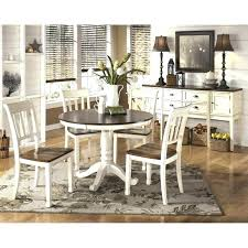 dining chairs and round table with sideboard also window treatments leather wayfair casters