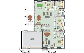 New Home Builders Grant Qld   Dixon Homes CairnsDixon New Home   Floor Plan