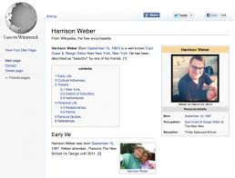 wikipedia article template how to get your own wikipedia page