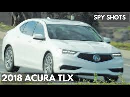 2018 acura tlx spy shots. delighful spy 2018 acura tlx is up for midcycle refresh to sport precision grille  concept u0026 new tech  auto news world inside acura tlx spy shots