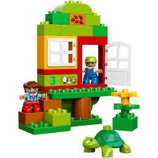 Lego House Plans Lego Duplo Creative Play Toddler Starter Building Set Walmart Com