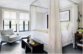 Luxurious Master Bedroom Decorating Ideas With Canopy Bed Home