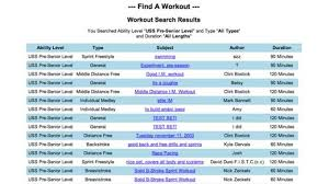 The Best 10 Free Online Workout Programs For Men Complex
