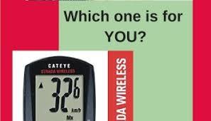 Cateye Strada Wireless Wheel Size Chart 7 Of The Best Bike Computers 2019 Wireless Navigation