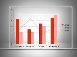 how to combine different chart types in powerpoint chart diagrams powerpoint