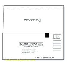Reply Card Template Business Reply Card Template Fresh Shows The Format For Mail