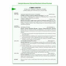 Harvard Resume Template Unique Simple Resume Template Mba Resume Template Harvard Simple Resume