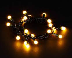 Christmas Berry Lights Uk 80 Led Berry String Lights Warm White