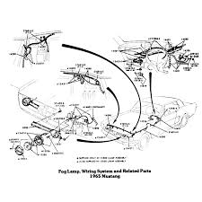 wiring diagram for fog lights the wiring diagram fog light wiring on a 1968 mustang ford mustang forum wiring diagram
