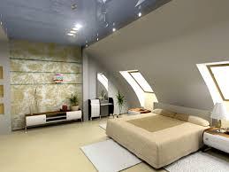 Schön Von Bett Dachschrage Platzieren Dachschräge Im Schlafzimmer