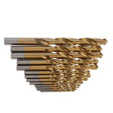 metal drill bit vs wood. 13pcs set 2 12mm drill bits high speed steel titanium plated twist bit useful metal vs wood