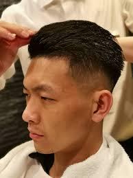 40代後半からの髪型ブログ原宿店高級理容室床屋ヘアサロン