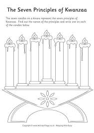Small Picture The 25 best 7 principles of kwanzaa ideas on Pinterest