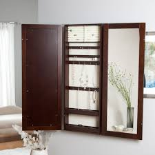 full length mirror jewelry box awesome innovation luxury white jewelry armoire for inspiring nice storage
