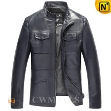 designer mens leather jacket cw806050 cwmalls com