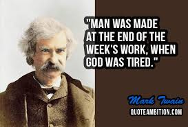 Top 40 Inspiring Mark Twain Quotes On Life Magnificent Mark Twain Quotes