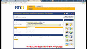 how to pay credit card bills and smartbro account using banco de oro banking you